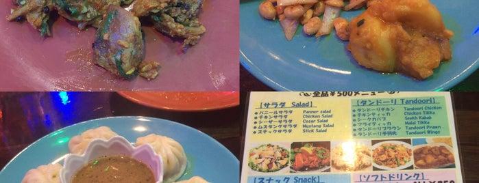 ムスタング is one of Asian Food.