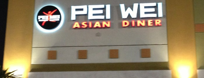 Pei Wei is one of My Neighborhood.