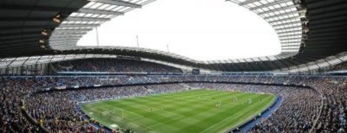 Etihad Stadium is one of Guide to Manchester's best spots.