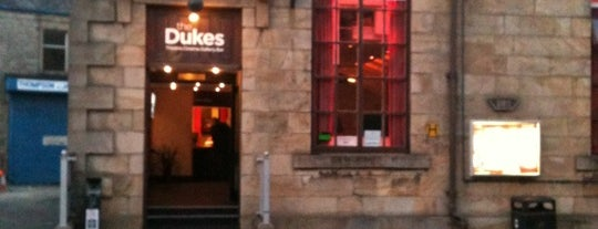 The Dukes is one of The Lancaster Ale Trail.....