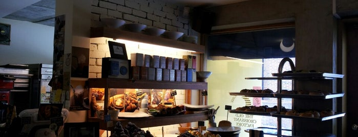 The Old Croissant Factory is one of Coffee&desserts.