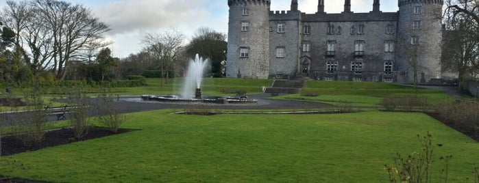 Rose Garden is one of Must-visit Great Outdoors in Kilkenny.