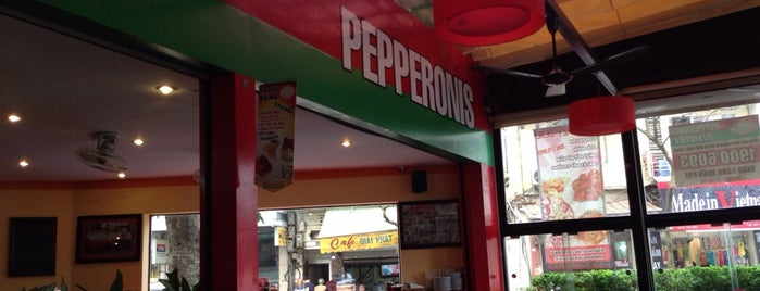 Pepperonis Xtra is one of Măm măm ~.^.