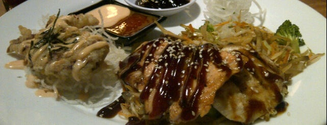 Hachi Hachi Bistro is one of Favorite Food.