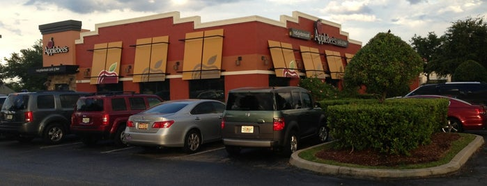 Applebee's is one of Top 10 restaurants when money is no object.