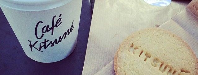 Café Kitsuné is one of Paris, FR.