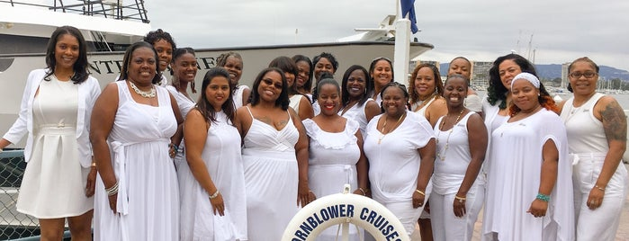 Hornblower Cruises & Events is one of On The Water.
