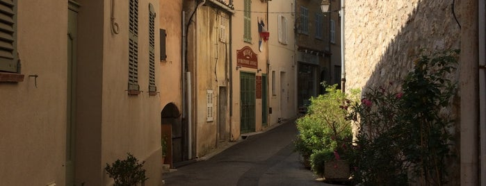 Mougins is one of 1,000 Places to See Before You Die - Part 2.