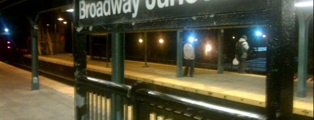MTA Subway - Broadway Junction (A/C/J/L/Z) is one of MTA Subway - J Line.