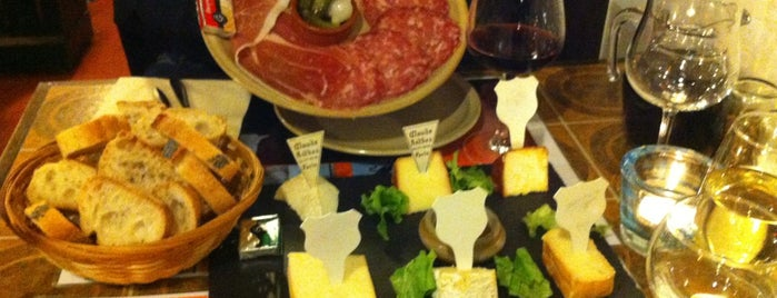 Pain, Vin, Fromage is one of France.