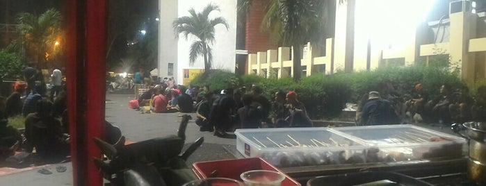 Taman Ismail Marzuki is one of Enjoy Jakarta 2012 #4sqCities.