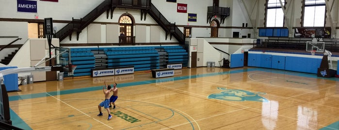 Cousens Gym, Tufts University is one of Welcome to Tufts, Class of 2015!.