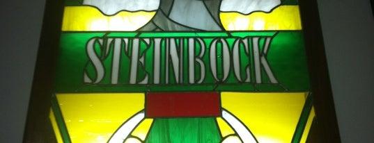 Steinbock is one of 20 favorite restaurants.