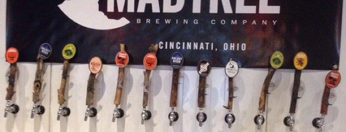 MadTree Brewing is one of Cincinnati Beer Geek.