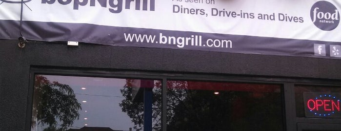 bopNgrill is one of 100 Best things we ate (and drank) in 2011.