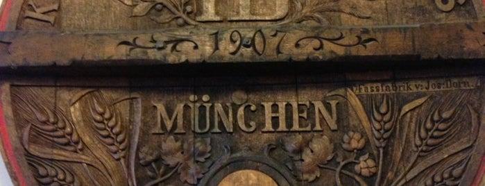Hofbräuhaus is one of Beer Map.