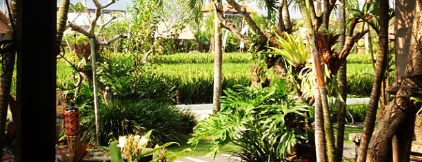 Bebek Tepi Sawah Restaurant & Villas is one of All-time favorites in Indonesia.