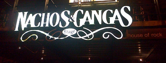 Nachos & Gangas is one of Bars in Mty.