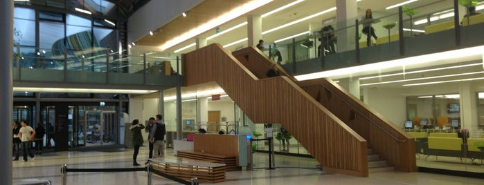 Forum Library is one of Inspired locations of learning.