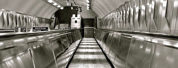St. Paul's London Underground Station is one of Zone 1 Tube Challenge.