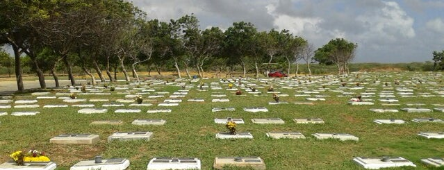 Parque Cementerio Jardines Santa Ana is one of Guide to Los Taques y Guanadito's best spots.