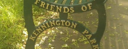 Kennington Park is one of Must-visit Great Outdoors in London.