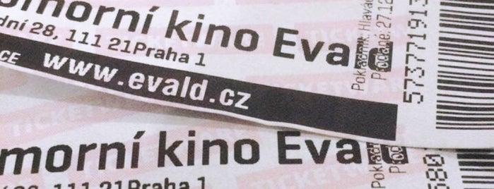 Evald is one of Kina v Praze.
