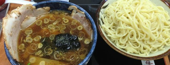 上野 大勝軒 甲(かぶと) is one of 御徒町 ラーメン.