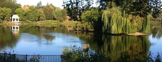 Powderhorn Park is one of Eric's Hangouts.