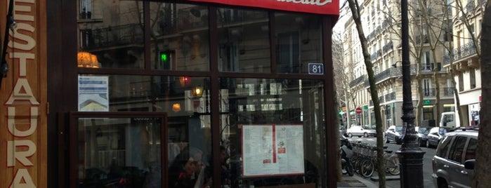 Hotel Restaurant Rue Paul Doumer Rueil Malmaison