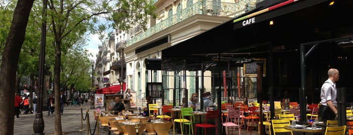 Delaville Café is one of Bars du Jeudi.
