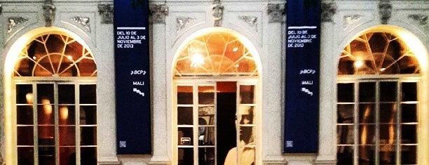 Museo de Arte de Lima - MALI is one of lugares donde voy :-).