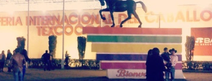 Feria Del Caballo is one of I've been here.