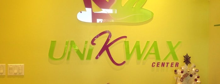 Uni K Wax Center is one of Out & About around Aventura.