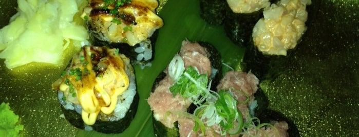 Ai Sushi Lounge is one of CHICAGO: EAT,SHOP,DAZE.