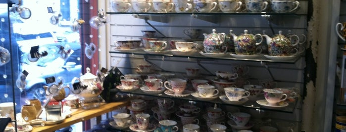 The Tea Shoppe is one of Tea in NYC.