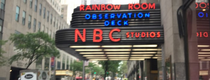 NBCUniversal is one of New York New York.