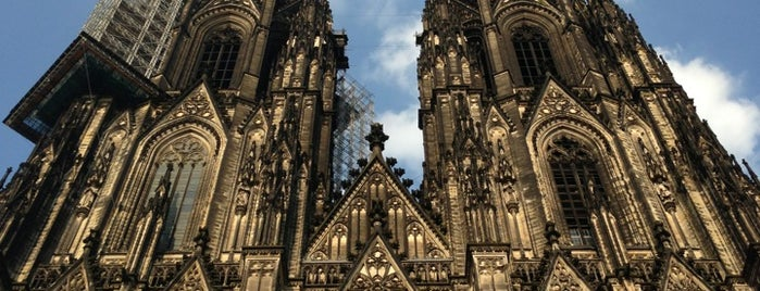 Cologne Cathedral is one of Mein Deutschland.