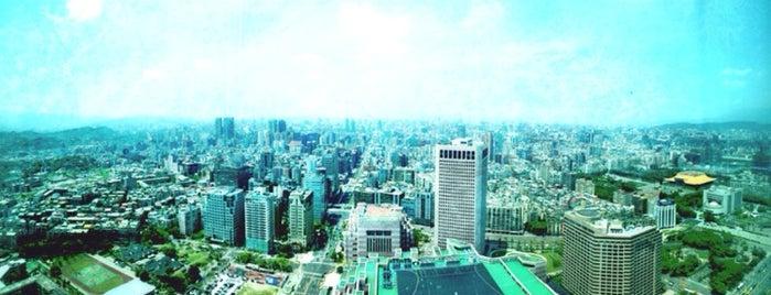 Taipei 101 is one of Beautiful Views.