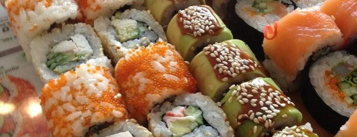 Сушия / Sushiya is one of Суши бары.