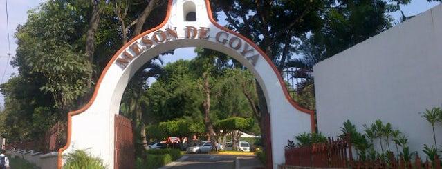 Mesón De Goya is one of Must-visit Food in Santa Tecla.