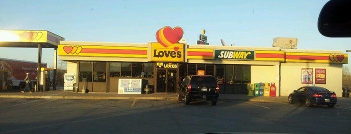 Love S Travel Stop Wichita Falls Tx