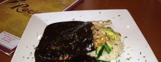 Rocio's Mole De Los Dioses is one of Chris' LA To-Dine List.