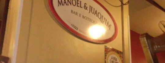 Manoel & Juaquim is one of Foodporn: Rio de Janeiro.