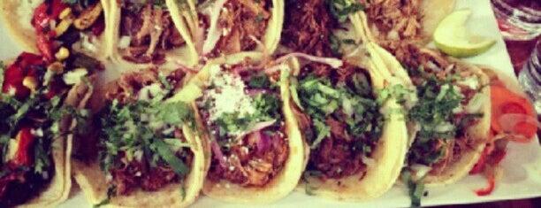 El Faraón is one of Best Tacos Mexico City.