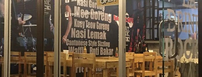 Rock Cafe is one of Cafe & Kopitiam.