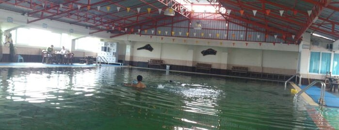 GETFiT Swimimg Pool is one of Saved point (。-_-。).