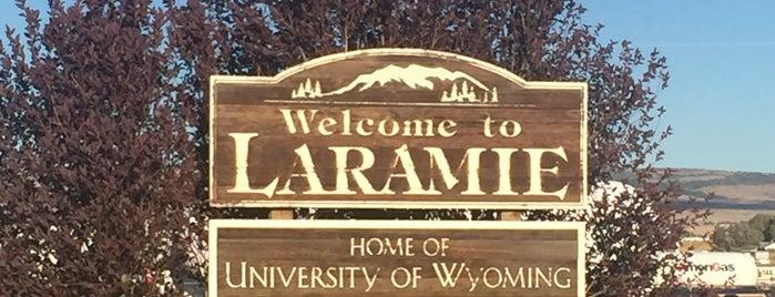 Laramie, WY is one of Landmarks.