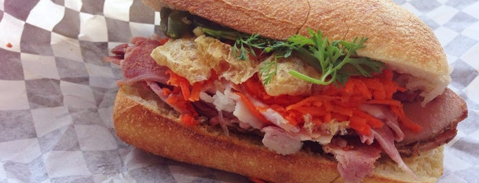 Sack Sandwiches is one of Los Angeles.