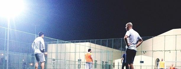 ملعب كلية العلوم الاساسية is one of Courts Kuwait.